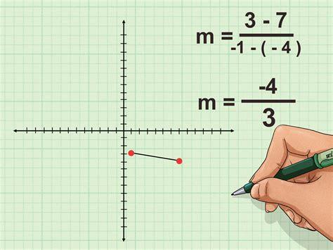 3 Ways To Understand Slope (in Algebra) Wikihow