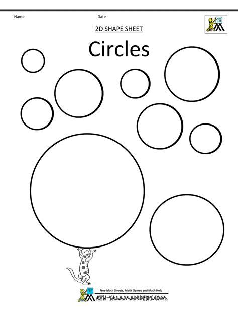 printable circles   sizes printable  degree