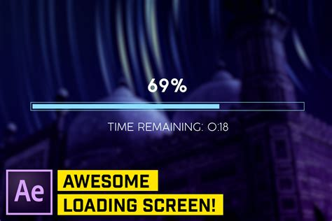 advanced loader bar countdown  expressions