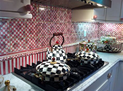 mackenzie childs kitchen decor pinterest kitchens