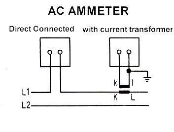 meter wiring diagram 24 wiring diagram images