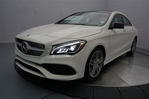New 2018 Mercedes-benz Cla Cla 250 Coupe In Shreveport