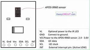Arduino Gesture Sensor Apds 9960