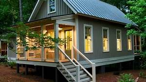 Tiny Homes with Tiny Porches, Small Houses - YouTube