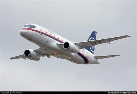 sukhoi design bureau 97005 sukhoi design bureau sukhoi superjet 100 at