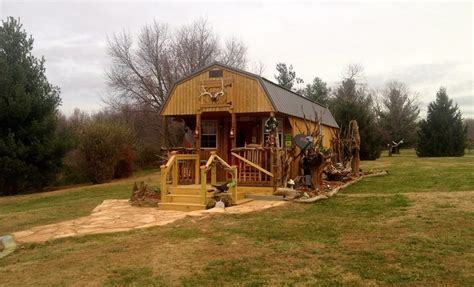 300 Sq. Ft. Barn To Tiny Cabin Conversion