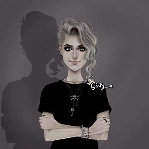 Arte M Gallery : rock girl by girly m on deviantart ~ Indierocktalk.com Haus und Dekorationen