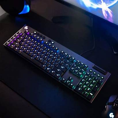 Logitech Gaming Keyboard Rgb G815 Mechanical Clicky