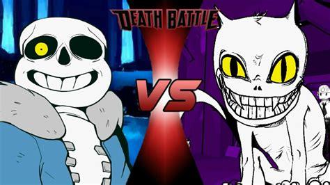 death battle prelude sans   judge  mcgasher