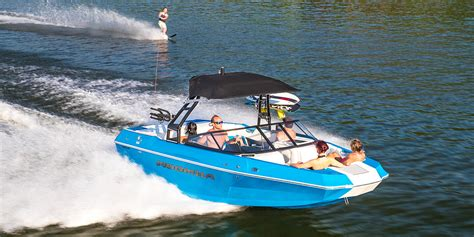 Moomba Boats Raptor by Moomba Helix Tow Boat Raptor Power Kicker Audio