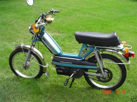 Peugeot Moped by 1981 Peugeot 103sp Moped Photos Moped Army