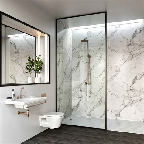 Tile Bathroom Walls Or Not by Multipanel Wetroom 187 Multipanel