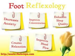 Reflexology Foot Massage Benefits