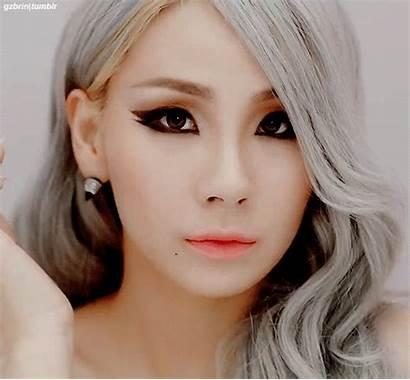 Cl Gifs Kpop Eyes Idols Monolid Pop