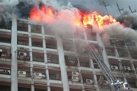 remembering  garley building fire  years  post magazine south china morning post