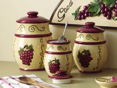 Wine Kitchen Canisters by 29 99 Canisters What I Like To Buy For Me