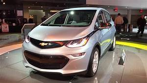 The all electric 2017 Chevy Bolt YouTube