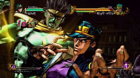 anime characters fight jojo the jojo fighting is plagued with problems but still