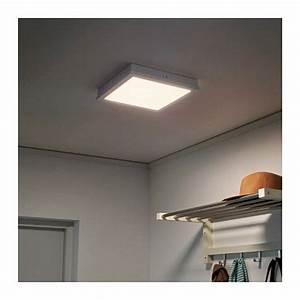 Ikea Led Panel : floalt led lichtpaneel m draadloze sturing dimbaar wit ~ A.2002-acura-tl-radio.info Haus und Dekorationen