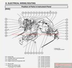 Toyotum 4runner Wiring Diagram Lifier by 16 Best Toyota Wiring Images In 2019
