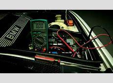 BMW E34 OXYGEN SENSOR RELAY START DME DELAY YouTube