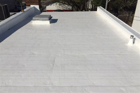 flat roofing types built   single ply roofs