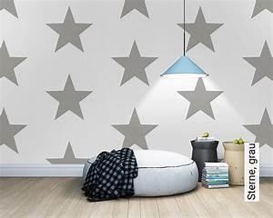Tapete Sterne Grau : tapete sterne grau die tapetenagentur ~ Eleganceandgraceweddings.com Haus und Dekorationen