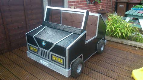 Garden Car Toy Box 1001 Pallets