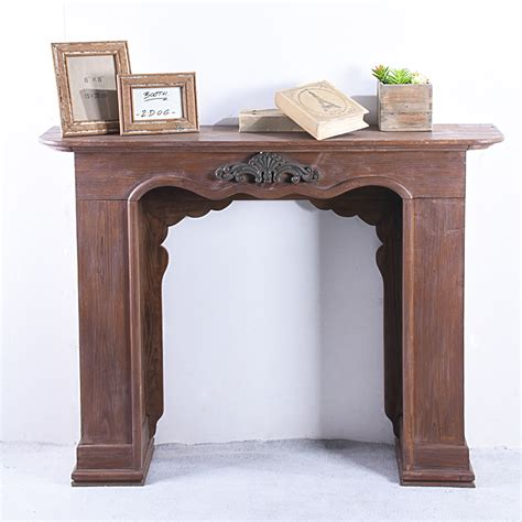 antique french style handmade wood fireplace mantel buy fireplace mantel antique fireplace
