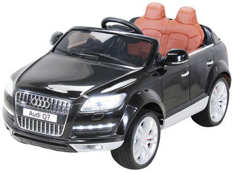 auto für 3 kinder kinder elektroauto audi q7 lizenziert actionbikes motors miweba gmbh