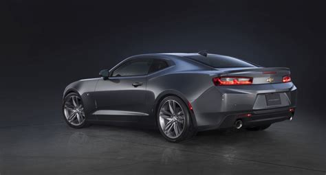2016 Rs Camaro by 2016 Chevrolet Camaro Gm Authority