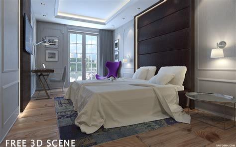 uniform   model hotel room    studio
