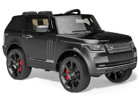 toy range rover 12v electric ride in range rover car jeep style ride on