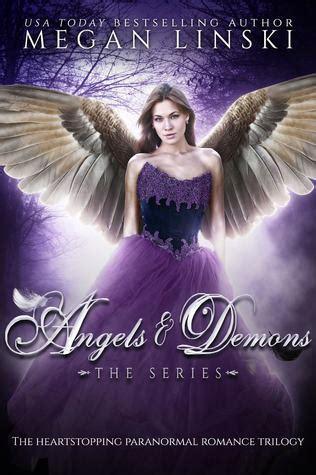 angels demons  series  megan linski