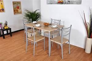 Table 4 Chaises Tuti Hetre