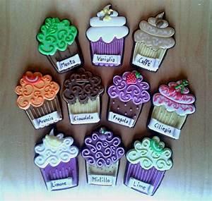 Caramelliamo  Cupcake Cookies