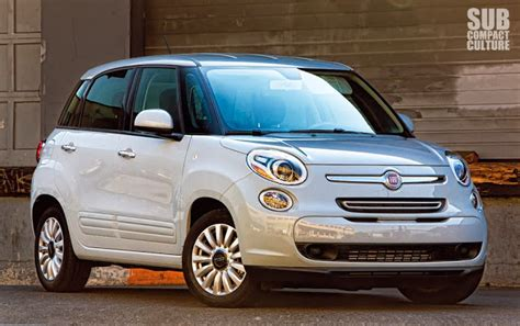 2014 Fiat 500l Easy by Review 2014 Fiat 500l Easy Subcompact Culture The