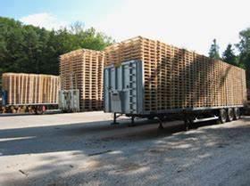 Dimension Palette Europe : fabricant de palettes en bois ~ Dallasstarsshop.com Idées de Décoration