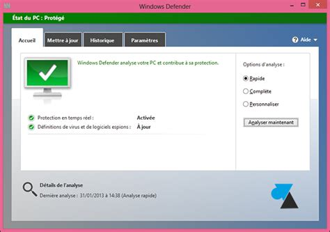 Quel antivirus pour Windows 8 ?