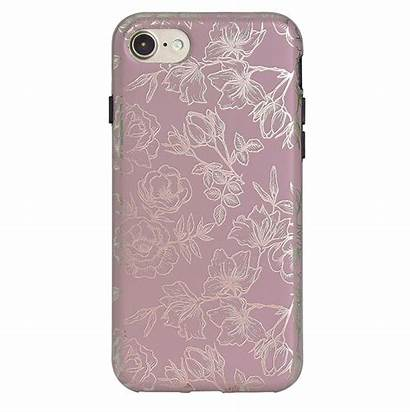 Iphone Cases Phone Floral Rose Designs Protective
