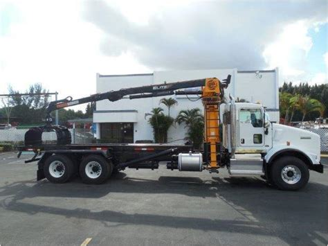 used kenworth trucks for sale in florida kenworth single axle roll off autos post
