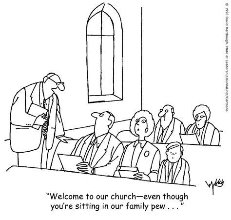visitors   familys pew ct pastors
