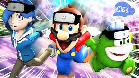 Mario And The Anime Challenge