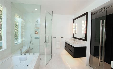 calacatta marble   beverly hills home transforms
