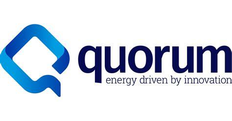 quorum  demonstrate powerful  upstream software