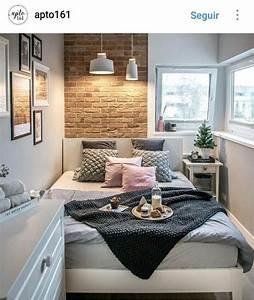 Kleines Gästezimmer Einrichten : g stezimmer schlafzimmer klein gem tlich living wohnen inneneinrichtung pinterest ~ Eleganceandgraceweddings.com Haus und Dekorationen
