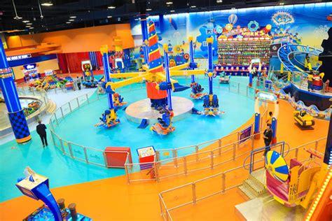 yalla abu dhabi fun works   house  play family
