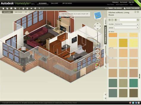 Autodesk Homestyler — Refine Your Design  Youtube
