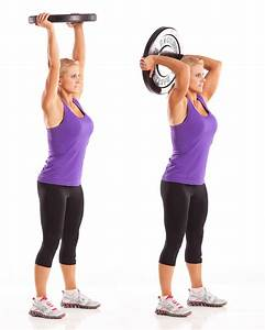 Tricep Workouts For Women