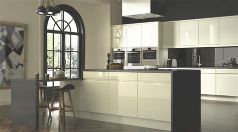 b q kitchen tiles ideas appleby gloss kitchen contemporary kitchen